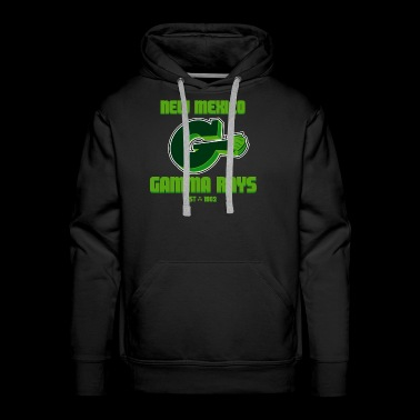 New Mexico Gamma Rays - Men's Premium Hoodie