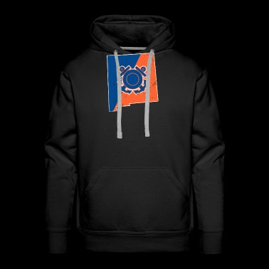New Mexico Coast Guard Wife Coast Guard Merchandise - Men's Premium Hoodie
