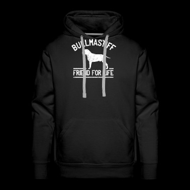 Bullmastiff Dog Owner Mastiff Dog Gift Idea - Men's Premium Hoodie