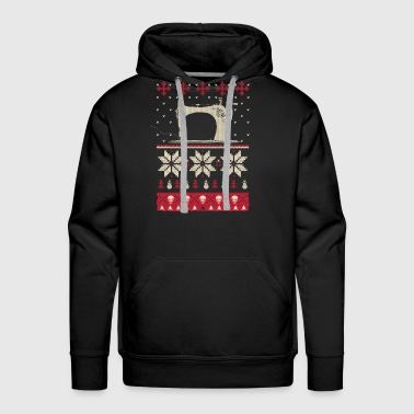 Best Christmas Gift Shirts Ever For Sewing Lover - Men's Premium Hoodie