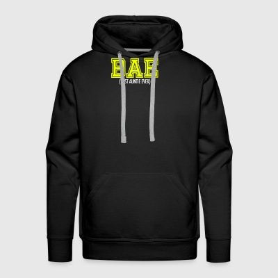 Cool Aunt Gift For Sister - Men's Premium Hoodie