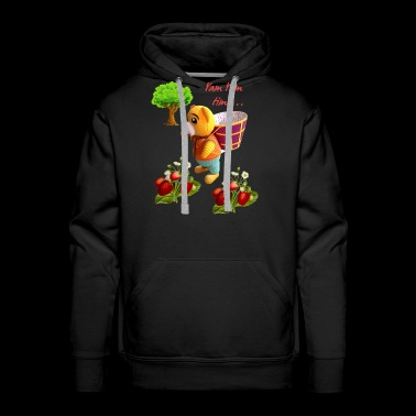 Crazy Paper Craft - Yam Yam time - Men's Premium Hoodie