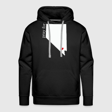 Pray For Las Vegas - Las Vegas 01 October 2017 - Men's Premium Hoodie