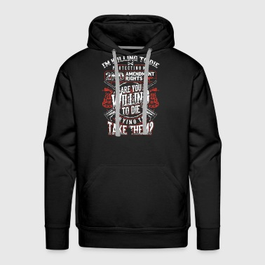 Willing Shirt - Men's Premium Hoodie