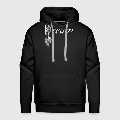 Dream Dream Catcher - Men's Premium Hoodie