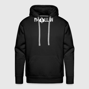 I Am All In Gambling Las Vegas - Men's Premium Hoodie
