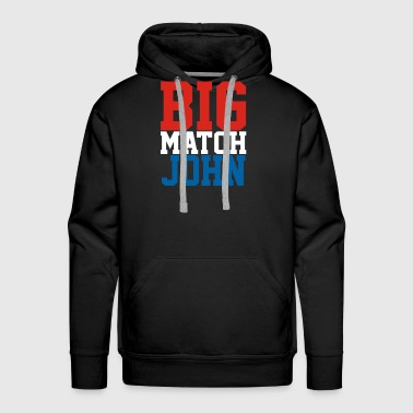 Big Match John - Men's Premium Hoodie
