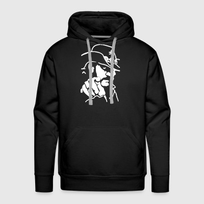 R I P Rock Legend - Men's Premium Hoodie