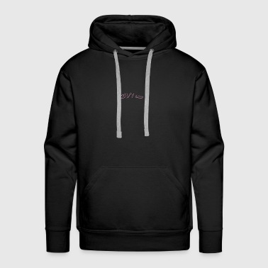 youtube label - Men's Premium Hoodie