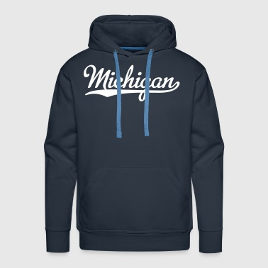 Michigan - Men's Premium Hoodie