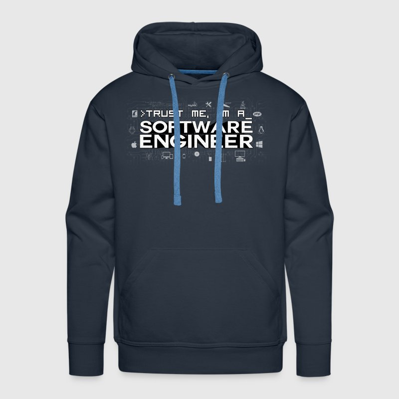 Software engineer - Men's Premium Hoodie