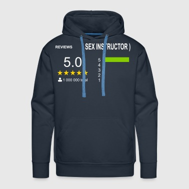 Sex Instructor - Men's Premium Hoodie