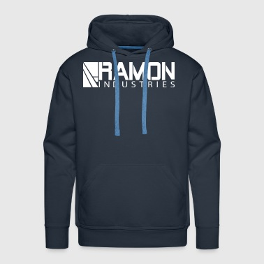 RAMON INDUSTRIES - Black Mug - Men's Premium Hoodie