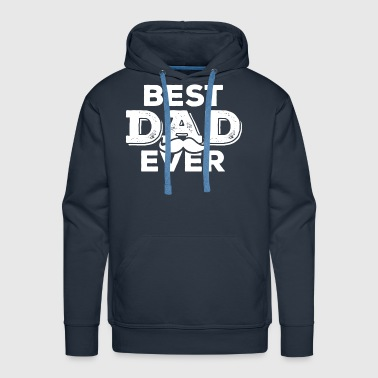 Father's Day - Best Dad Ever 1 - Men's Premium Hoodie
