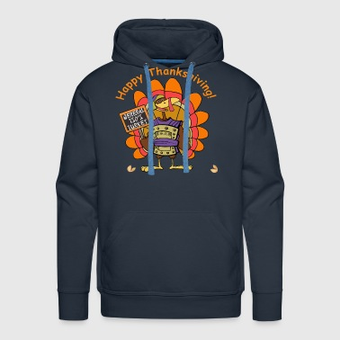 General Tso's Thanksgiving - Men's Premium Hoodie