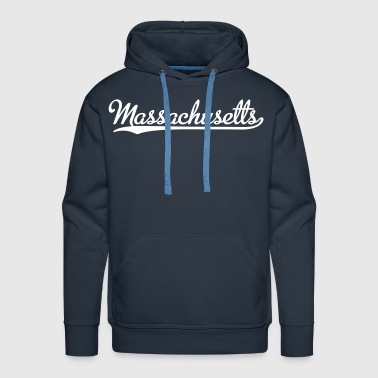 Massachusetts - Men's Premium Hoodie