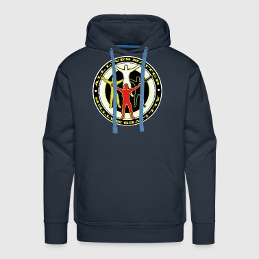 ALL LIVES MATTER 2 - Men's Premium Hoodie