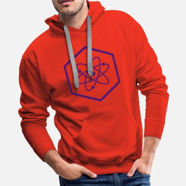 Hexagon hexagon - Men's Premium Hoodie