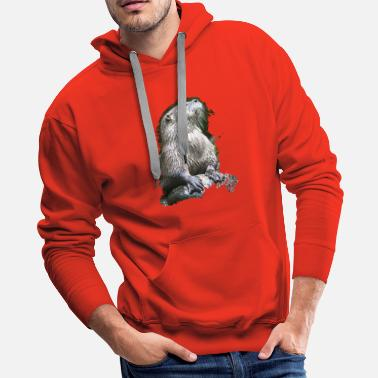 Otter Otter Own It - Men's Premium Hoodie