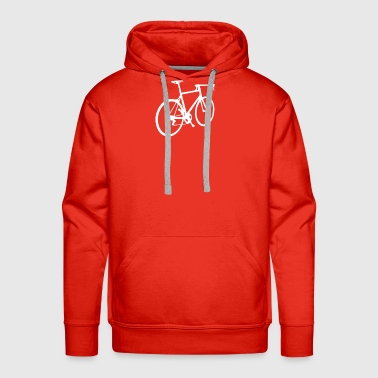 Road Bike Road Bike - Men's Premium Hoodie