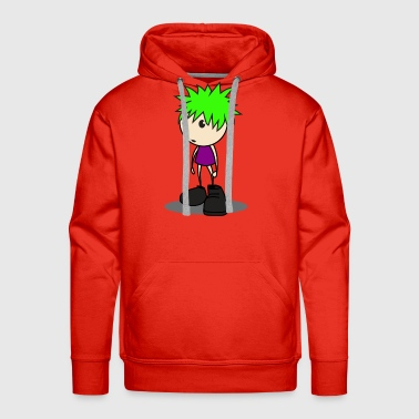 little punk - Men's Premium Hoodie