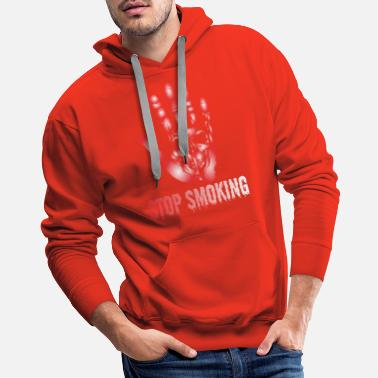 No Smoking No Smoking - Men's Premium Hoodie