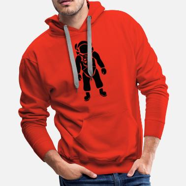 Space Exploration space - Men's Premium Hoodie