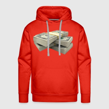 Money - Men's Premium Hoodie