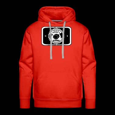 DEATH BEFORE DISHONOR - Men's Premium Hoodie