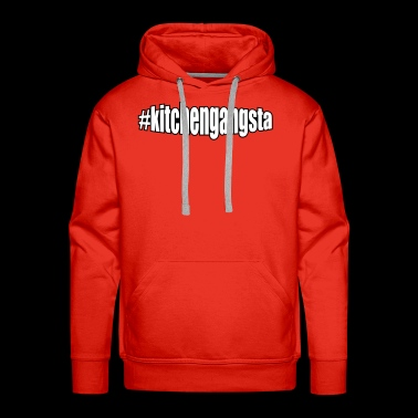 Kitchengangsta - Men's Premium Hoodie