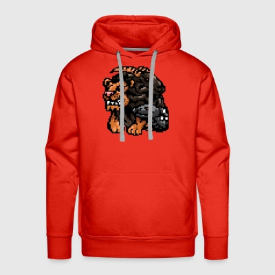RICH DESIGN POOR - Men's Premium Hoodie