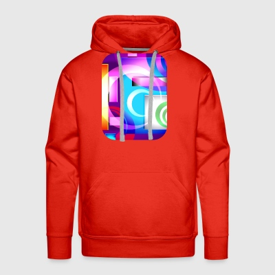 SONIKUS Abstract Art #03 - Men's Premium Hoodie