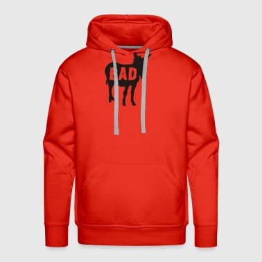 Bad Ass Donkey - Men's Premium Hoodie