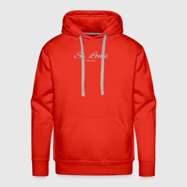 Missouri St Louis US DESIGN EDITION - Men's Premium Hoodie