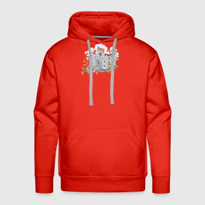 The Siege - Men's Premium Hoodie