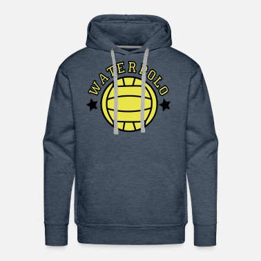 Waterpolo 2541614 135596828 Waterpolo - Men's Premium Hoodie