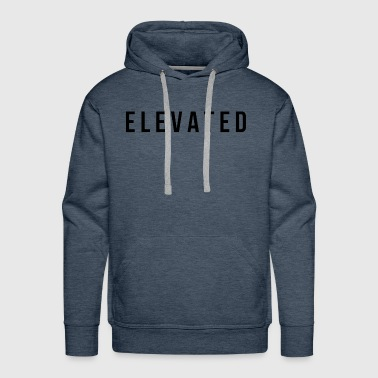 Elevated - Men's Premium Hoodie