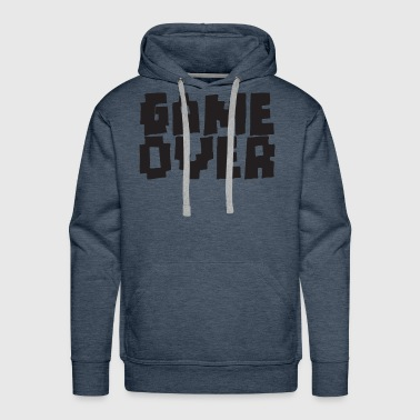 GAME OVER - Men's Premium Hoodie
