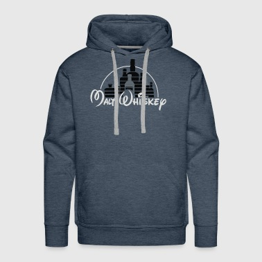 MALT WHISKEY - Men's Premium Hoodie