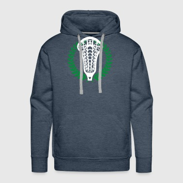 LAX TShirt for Lacrosse Player and LAX Fans Gift - Men's Premium Hoodie
