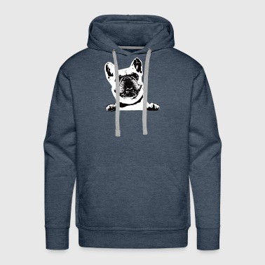 French Bulldog French Bulldog - Men's Premium Hoodie