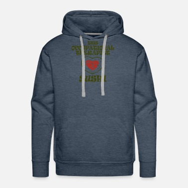 Occupation This occupational therapist - Men's Premium Hoodie