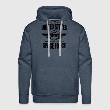 USSF great galaxy - Men's Premium Hoodie