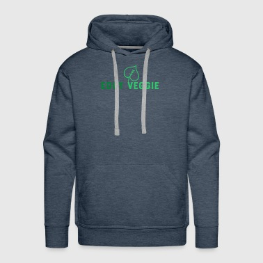 Vegan vegetarian animal welfare gift idea - Men's Premium Hoodie