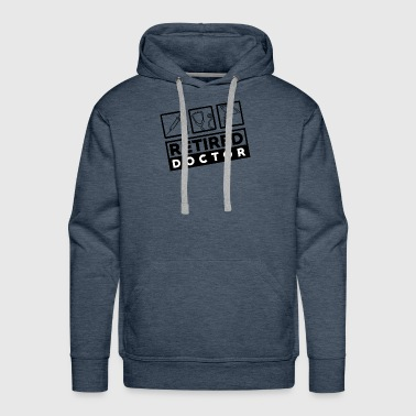 Doctor - Retired - Men's Premium Hoodie