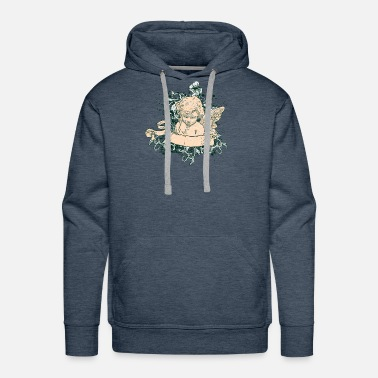 Angel for your fallen Angel - Men's Premium Hoodie