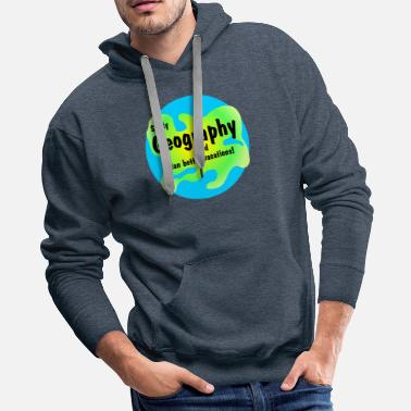 Geography Geography Vacations - Men's Premium Hoodie