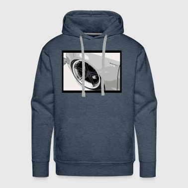 Forge Wheel - Men's Premium Hoodie