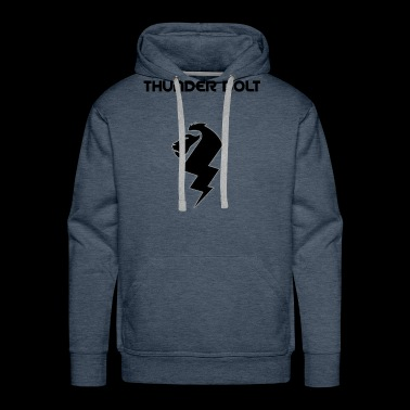 Lion thunder shirts,hoodies and accessories - Men's Premium Hoodie