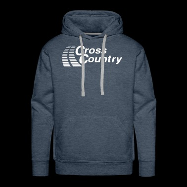 Cross Country - Men's Premium Hoodie